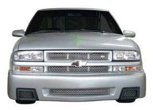 04 Chevy S10 Truck Blazer Street Scene Urethane SS Style Front Bumper