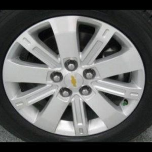 18 Alloy Wheel for 2010 Chevrolet Chevy Equinox
