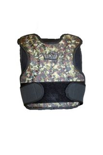 our store gxg paintball front back chest protector digi camo
