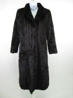 Vintage Jay Chester Brown Mink Full Length Jacket Coat