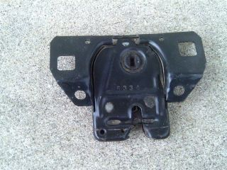 97 Chevy Cavalier Manual Trunk Latch 1997