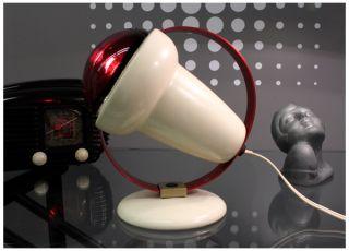 `50 Red Wall Desk Lamp Charlotte Perriand Lampe Bauhaus ÈRE