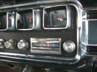 Amp Meter Battery Guage 66 Pontiac Bonneville Ventura Parisienne 66PS1