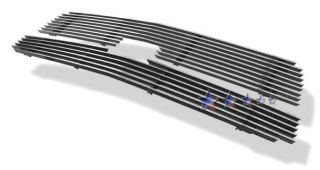 01 06 Chevy Avalanche 1500 2500 w BC Front Grill Aluminum Billet