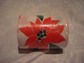 Lot 3 Christmas Santa Toilet Paper Rolls Decoration