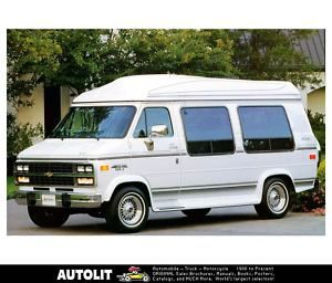 1991 Regency Eagle Chevrolet Conversion Van Photo