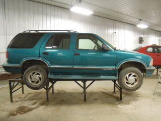 part came from this vehicle 1995 CHEVY S10 BLAZER Stock # WL6202