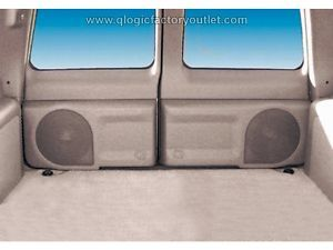 92 99 Chevy Suburban Custom QLogic 10 Subwoofer Box ABS Color Matched