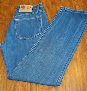 Mens Cheap Monday Button Fly Jeans Size 29