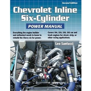 Chevy Truck GMC 250 292 Engine Inline 6 Power Manual 2