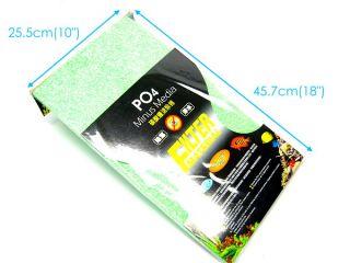 Ista PO4 Minus Media Filter Sponge 18x10 Pad Remove Phosphate