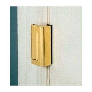 Door Guardian Lock Deadbolts Steel Child Safety Jamb Home Double Duty