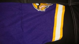 Vtg Minnesota Vikings 80 Chris Carter NFL Football Jersey Logo