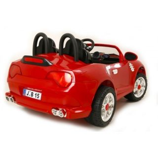 Twin 2 Seater Electric Battery Kids Childrens Ride on Car 12V