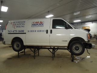 came from this vehicle 2002 CHEVY EXPRESS 3500 VAN Stock # WL6243
