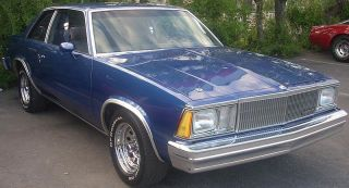 1980 80 Chevrolet Chevelle SS Malibu USA 630 Stereo Radio & CD Changer