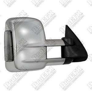88 98 Chevy Silverado camper Tow Mirrors Power Adjust Turn Signal