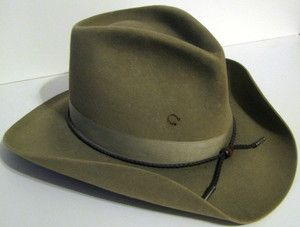Charlie 1 Horse Desperado Western Cowboy Hat Buck Color Sz 7 5
