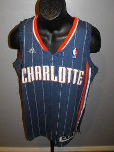 New Charlotte Bobcats 3xlarge 3XL Adidas Swingman Rev 30 Blank Team