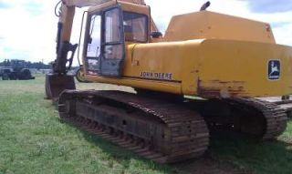 1988 john deere excavator 790dlc diesel owner information this vehicle