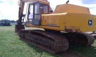 1988 john deere excavator 790dlc diesel owner information this vehicle