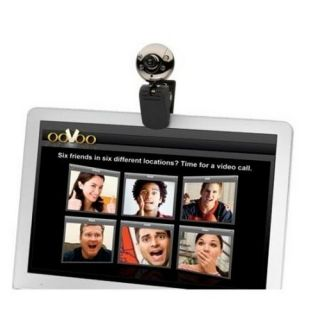 Innovations 4310100 Vga Resolution Usb Web Camera Includes Oovoo Chat