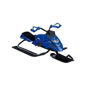 Yamaha FX Nytro Kids Snow Racer Ski Sled Slope Slider w Brakes New