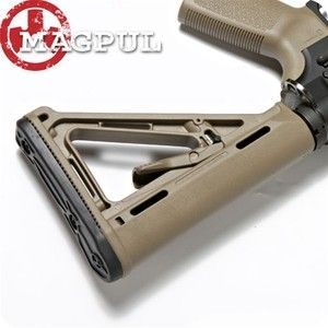 MAGPUL MOE MIL SPEC STOCK MAG400 FDE FLAT DARK EARTH COMES WITH A