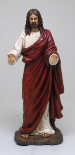 Holy Jesus Christ Statue Collection Figurine Museum Christianity