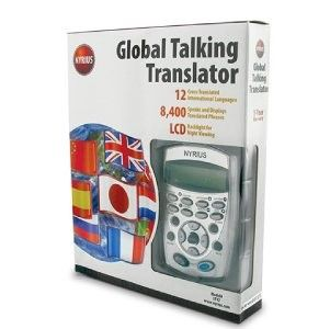 Size Digital Electronic Talking Translator Dictionary 2DayShip