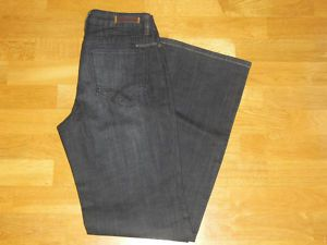 Womens Christopher Blue Jeans Size 6 Stretch Flare