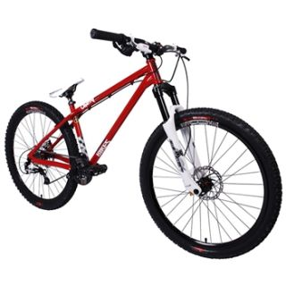Review DMR Omen Four Cross Complete Bike  Chain Reaction Cycles