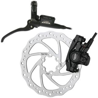 Review Tektro Auriga Comp Disc Brake 2012  Chain Reaction Cycles