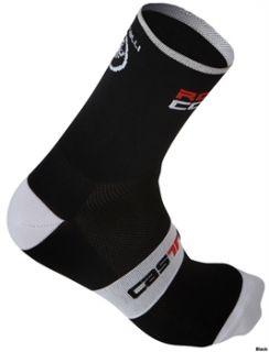 Castelli Rosso Corsa 13 Sock SS13