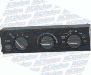 99 00 01 Chevy Astro Van AC Heater Control Panel New