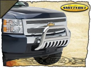99 06 Chevy Avalanche Tahoe 1500 Stainless Grille Guard