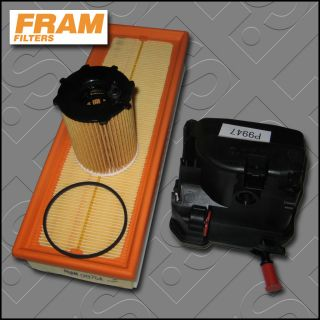 Service Kit Citroen Xsara Picasso 1 6 HDI Fram Filters
