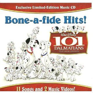 WALT DISNEY 101 Dalmations Platinum Editions~Bone a fide Hits!