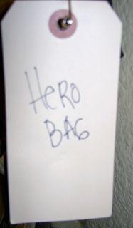 Meryl Streep Academy Award Winner in Adaptation Screen Worn Hero Bag w