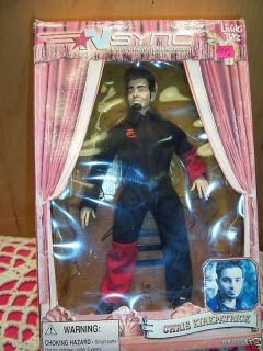 NSYNC Collectible Marionette Doll Chris Kirkpatrick