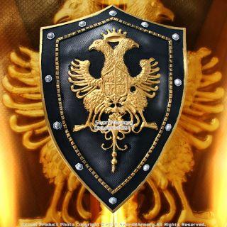 crusader medieval knight el cid foam fantasy shield