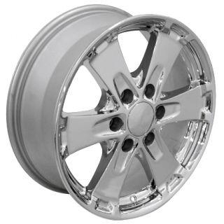 Canyon Wheels 5325 Set of 4 Rims Fit Chevy GMC Colorado Z71 Z85