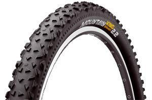 Continental Mountain King Wire Tyre