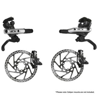 Shimano SLX M666 Disc Brake Set
