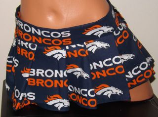 Sexy NFL Football Team Skirt Exotic Dancer
