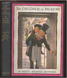 1944 The Children of Dickens Jessie Willcox Smith Art