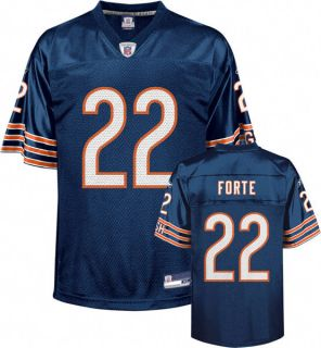 Forte Youth Jersey Reebok Navy Replica 22 Chicago Bears Jersey