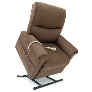 Specialty Collection Pride Reclining Lift Chair LC105 3 Position