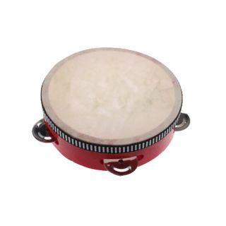 Toy Musical Tambourine Beat Instrument Hand Drum Childrens Kids