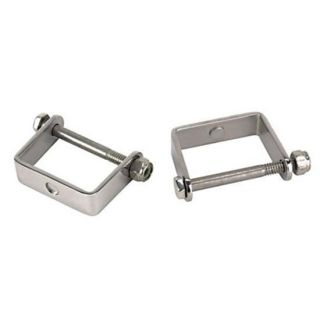 Speedway Stainless Steel Spring Clamps for 2 1 4 Wide Spring